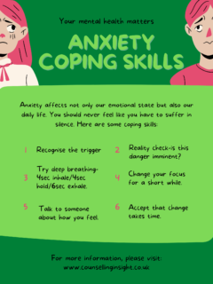 Anxiety Coping Skills